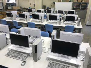 放射線科 学生実習用PC